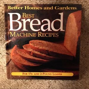 Book: Better Homes & Gardens Best Bread Recipes